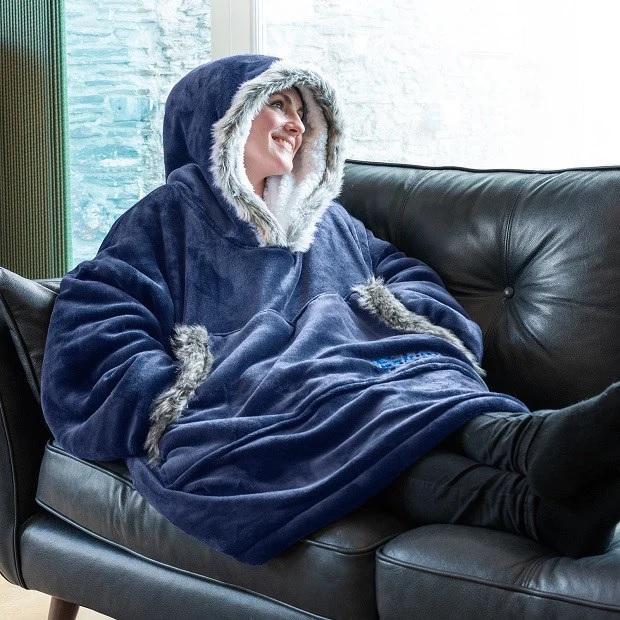 Kocoszlafrok Eskimo