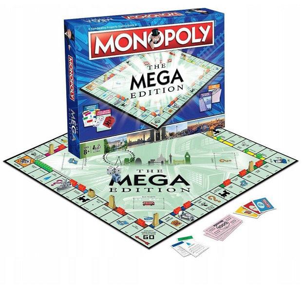 Gra Mega Monopoly
