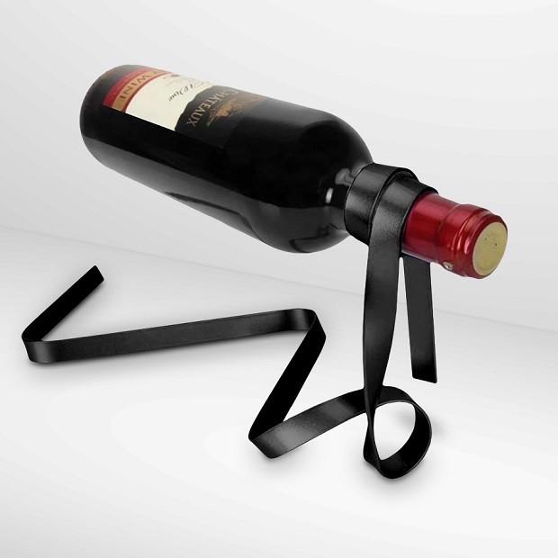 Stojak na Wino Wstążka