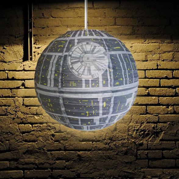 Abażur Gwiazda Śmierci Star Wars