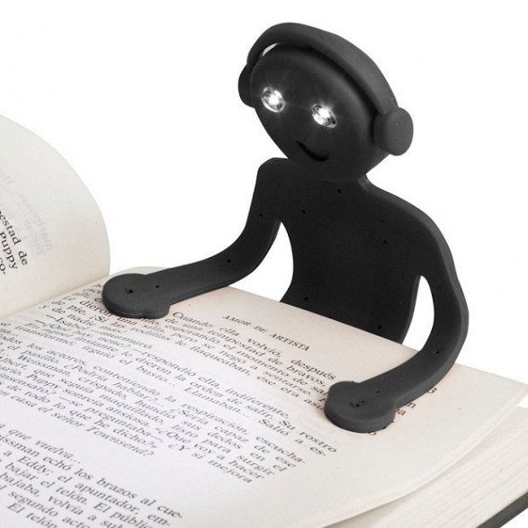 Książkowa Lampka Bookman
