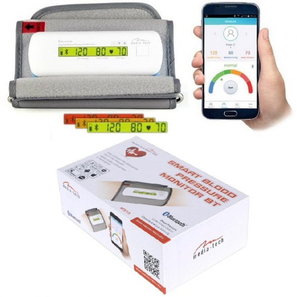 Ciśnieniomierz Smart Blood Bluetooth