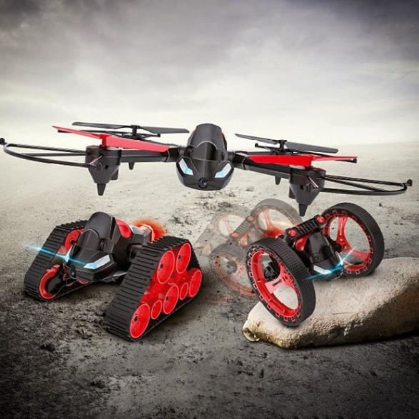 Dron z Kamerą RED5 FX 3 w 1