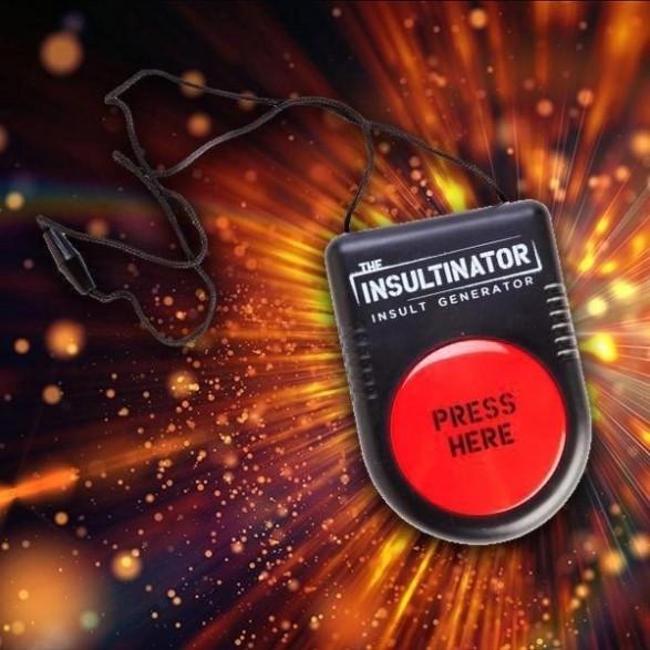 Generator Wyzwisk Insultinator