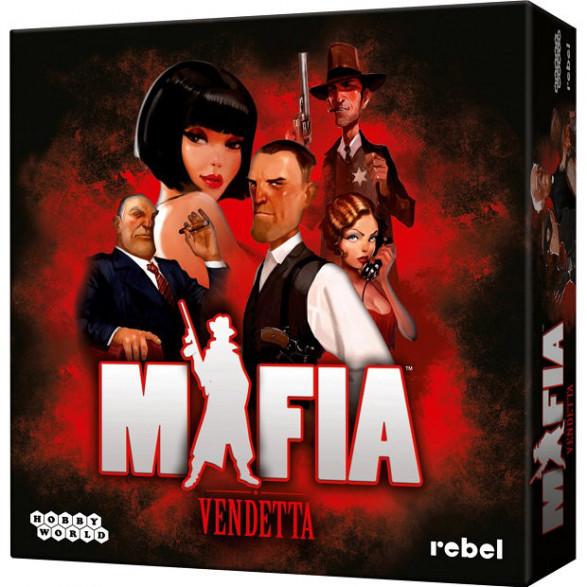 Gra Mafia: Vendetta