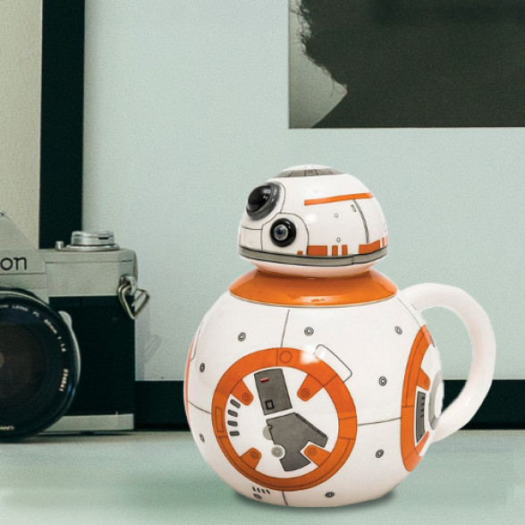 Kubek BB-8 3D Star Wars
