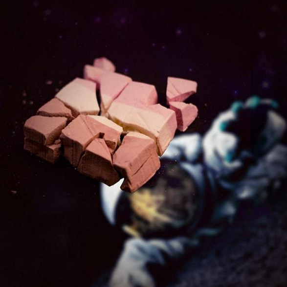 Przysmak Kosmonauty - Lody Włoskie