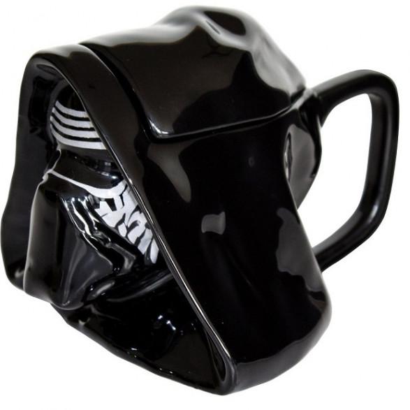Kubek Kylo Ren 3D Star Wars