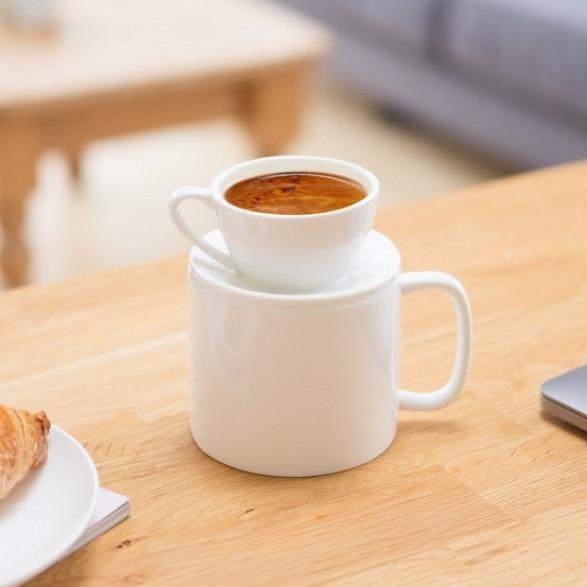 Kubek Latte i Espresso