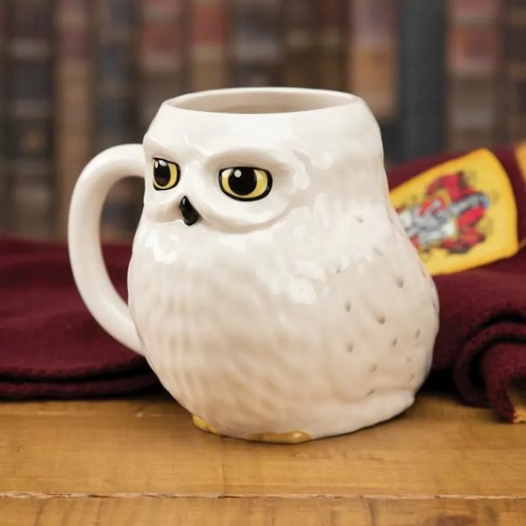 Kubek Sowa Hedwiga Harry Potter