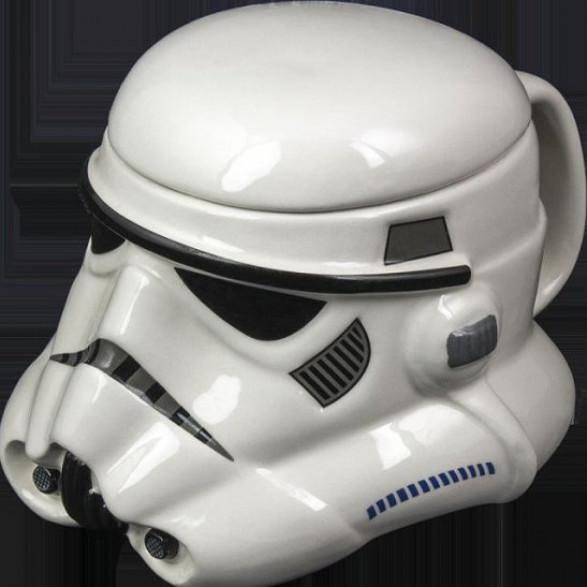 Kubek Star Wars Stormtrooper 3D
