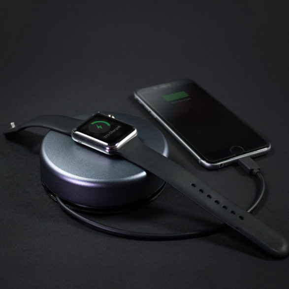 Ładowarka Nomad Pod Pro iPhone i Apple Watch