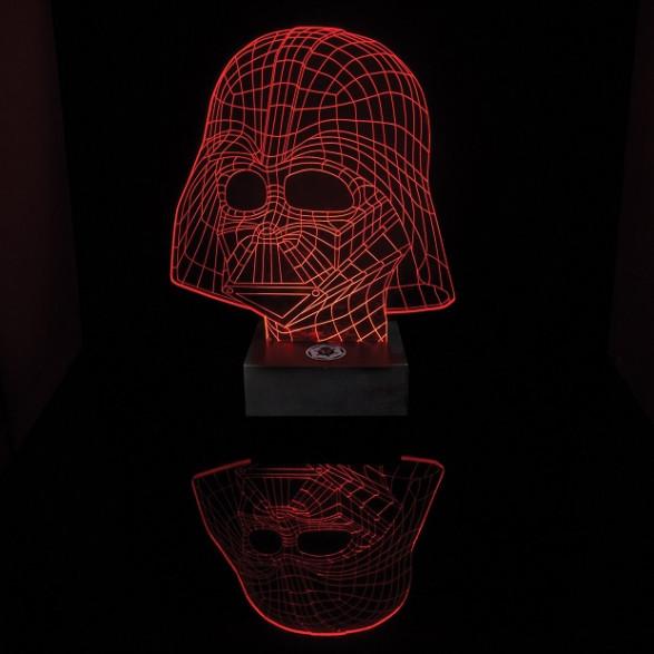 Lampa Star Wars Vader