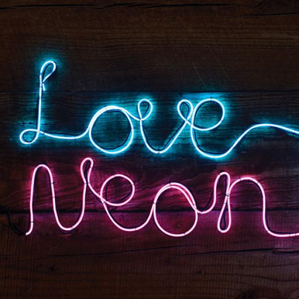 Neonowy Napis