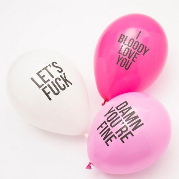 Niegrzeczne Balony Miłosne