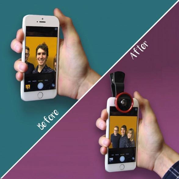 Obiektyw do Selfie