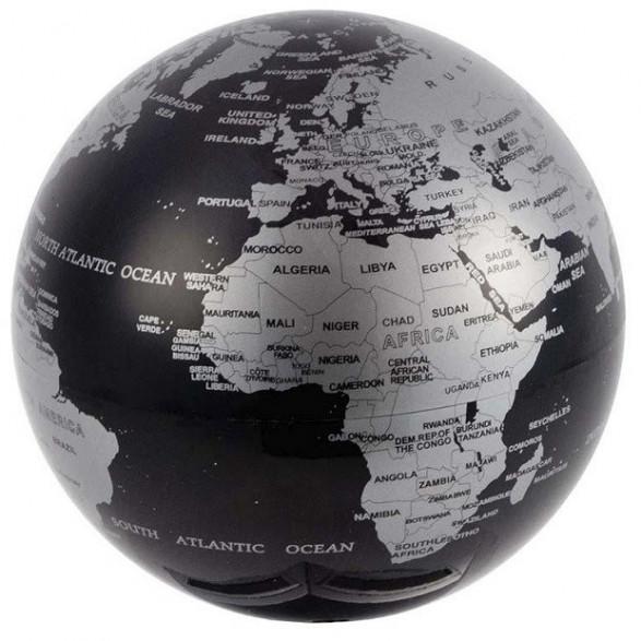 Obracający się Globus
