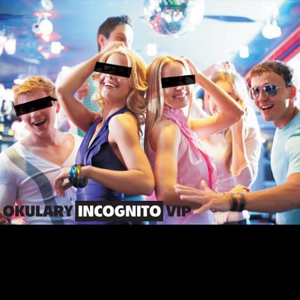 Okulary VIP Incognito