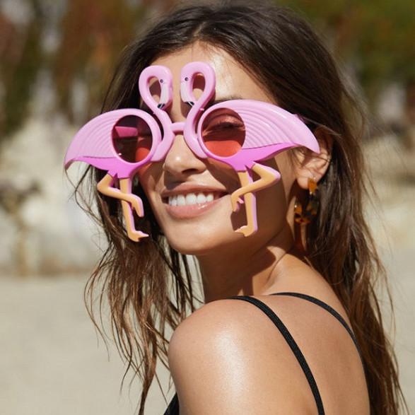 Okulary Słoneczne Flamingi