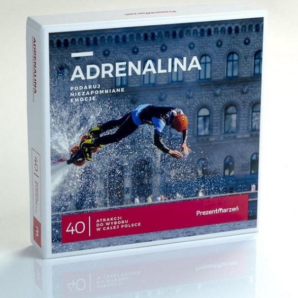 Pakiet Przeżyć Adrenalina