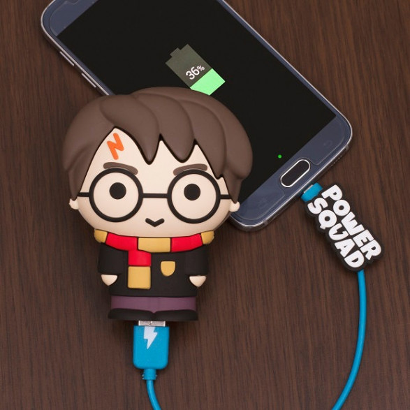 Powerbank Harry Potter PowerSquad