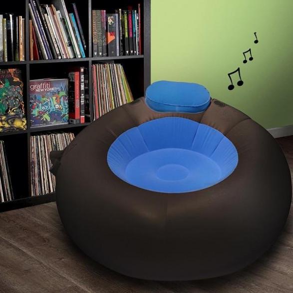 Nadmuchiwany Fotel Muzyczny