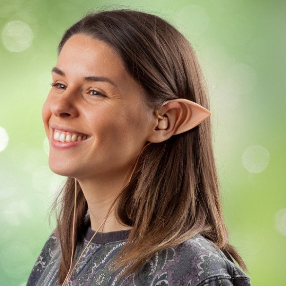 Słuchawki Uszy Elfa