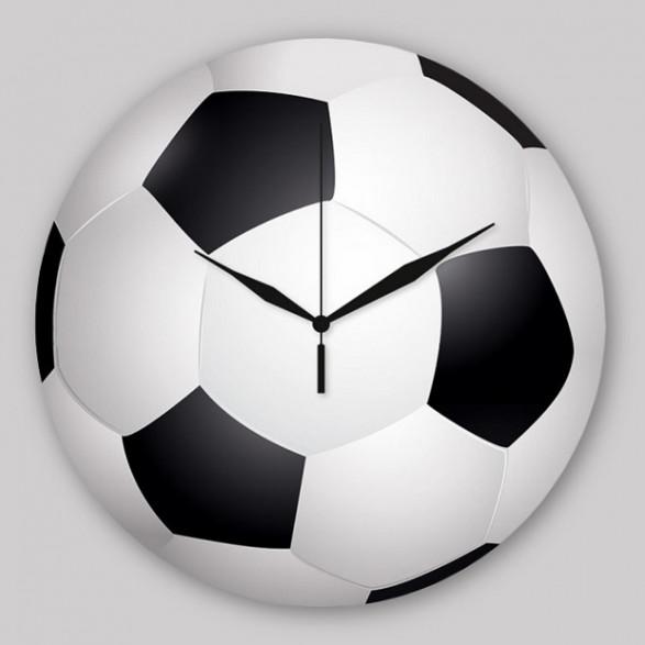 Zegar Piłka Nożna