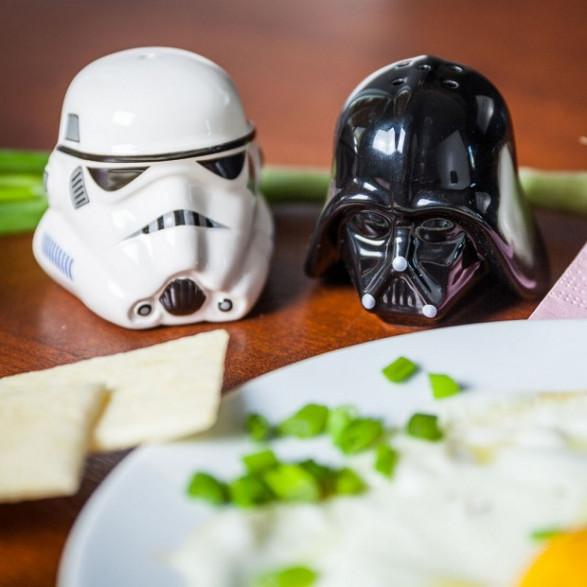 Solniczka i Pieprzniczka Star Wars
