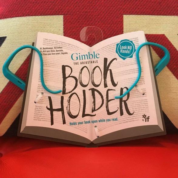 Uchwyt do Książek GimbleBook