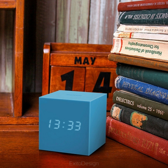 Zegar Gravity Cube