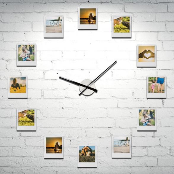 Zegar na Zdjęcia Impressions