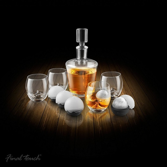Zestaw do Whisky Rock Glass