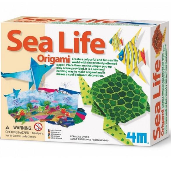 Zestaw Origami Zwierzęta Morskie