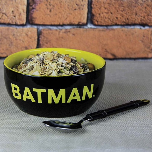 Zestaw Śniadaniowy Batmana
