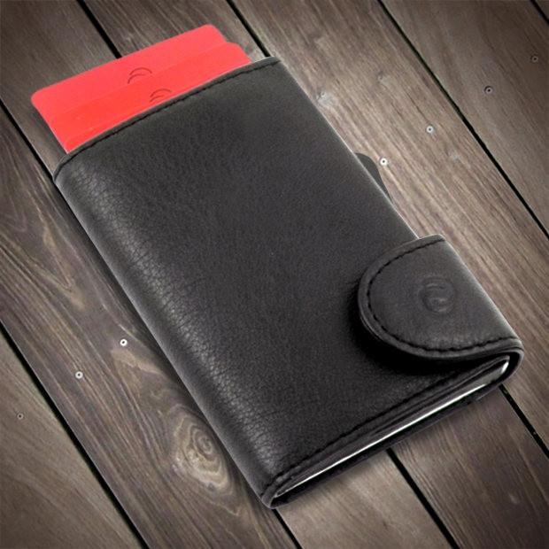 281b810f13c0c Prezent dla Niego - Bezpieczny Portfel RFID C-Secure ...