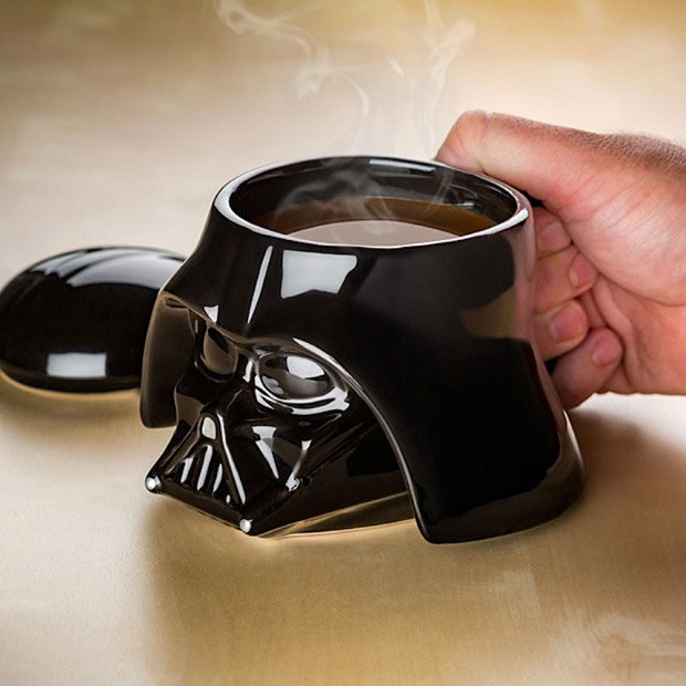 Kubek Star Wars Darth Vader 3D