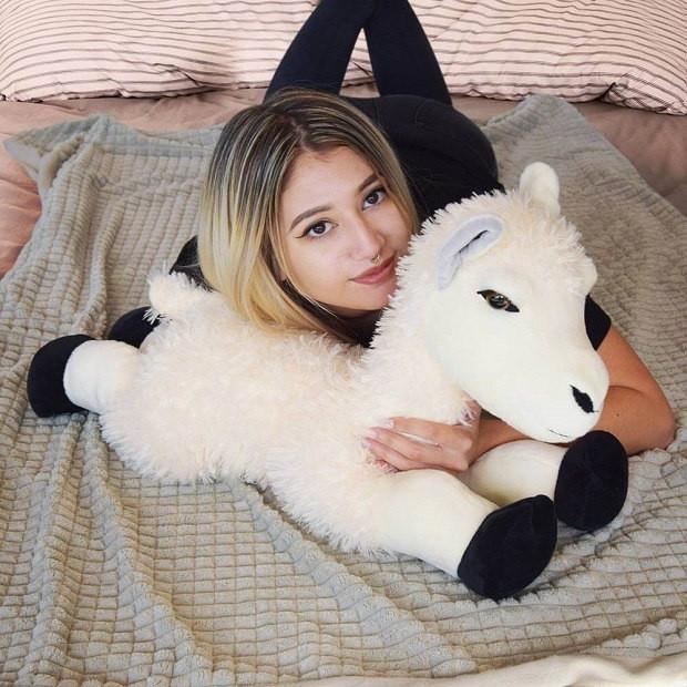 poduszka alpaka