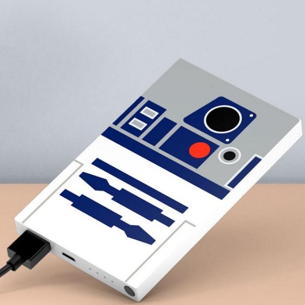 Powerbank Star Wars R2D2