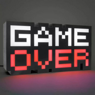 Lampa Game Over