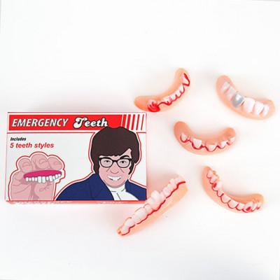 Awaryjne Zęby