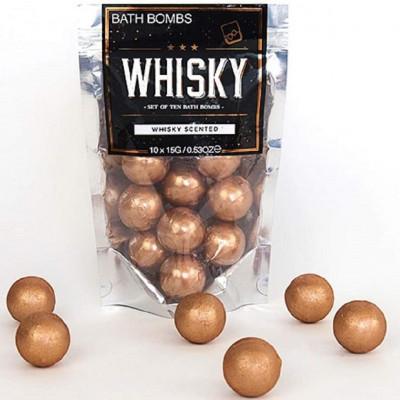 Bomby Kąpielowe Whisky