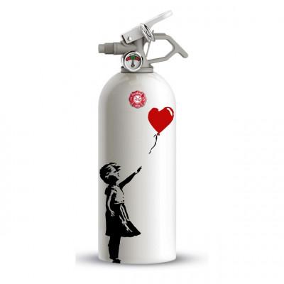 Gaśnica Ozdobna Banksy