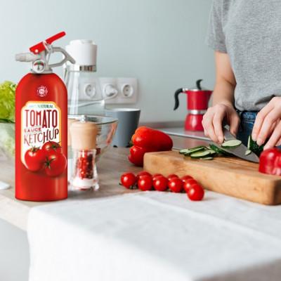 Gaśnica Ozdobna Ketchup