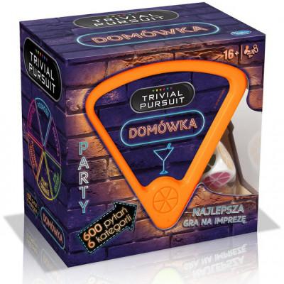 Gra Imprezowa Domówka - Trivial Pursuit