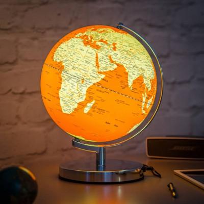 Lampa Globus Goldfish Orange