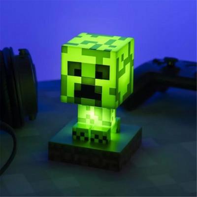 Lampka Figurka Minecraft Creeper