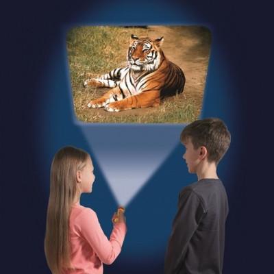 Latarka Projektor Zwierząt