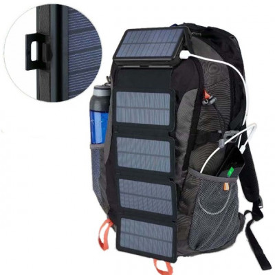 Mega Panel Solarny 9W z Powerbankiem 20000mAh