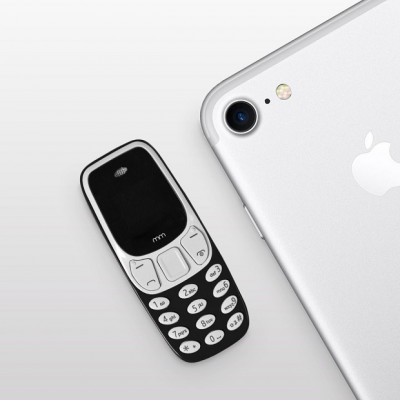 Miniaturowy Telefon MM Dual Sim